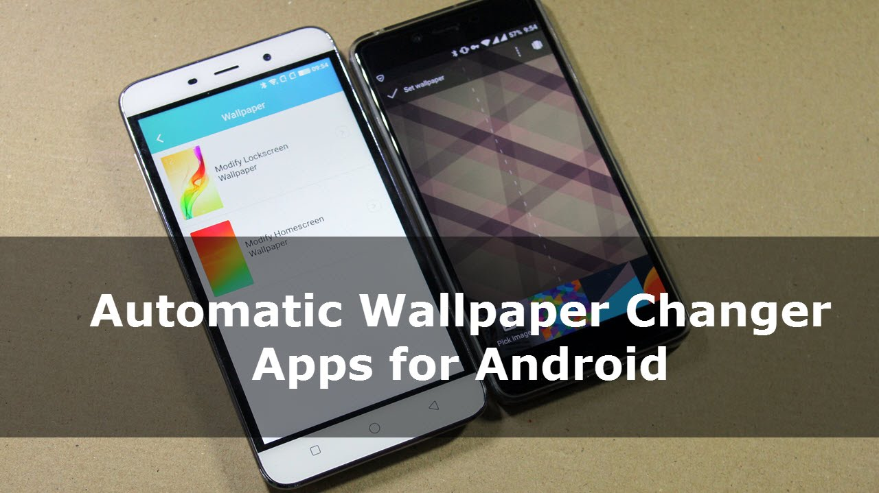 Top 3 Automatic Android Wallpaper Changer Apps   Guiding ...