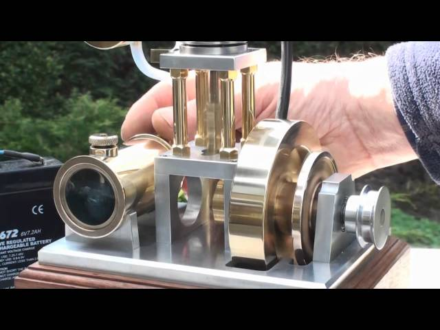 Two stroke IC engine Travel Video