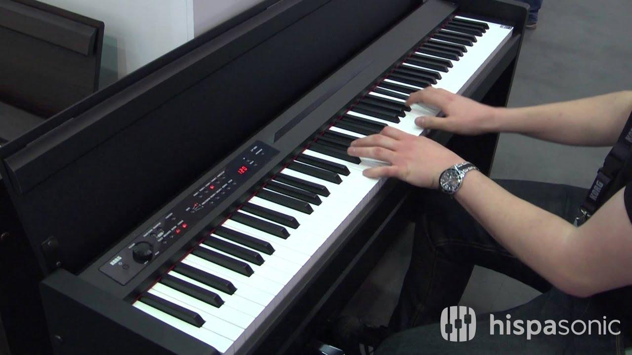 Korg Lp 380 : korg lp 380 en la musikmesse youtube ~ Russianpoet.info Haus und Dekorationen