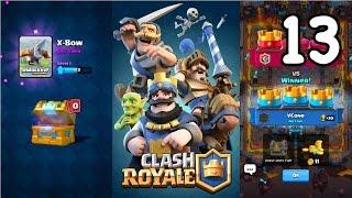 Clash Royale - I GOT X BOW!