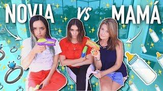 MAMÁ VS. NOVIA! 💍🍼✨| Versión Calle!