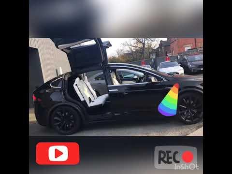 Tesla Hidden Easter Egg Discovered Dancing Mode Youtube