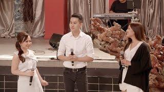 SBTN VOICE: Sự phối hợp ăn ý của James Thái Hoà, Đông Trang, Huỳnh Tiên trong nhạc phẩm Trống Cơm