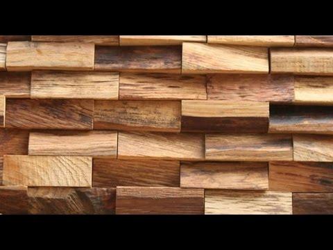 Tips Mempercantik Dinding Ruangan Dengan Panel Kayu