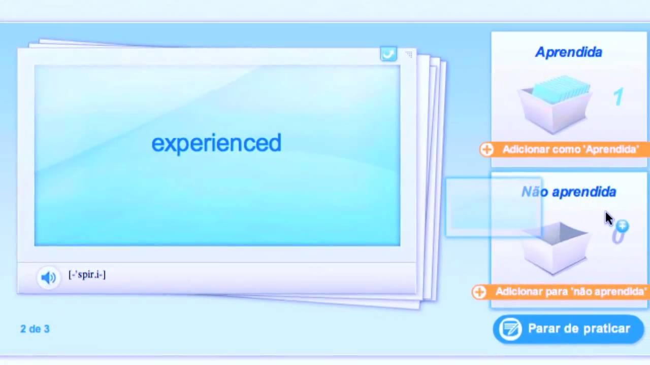 「閃字卡」讓您輕鬆背單字 - YouTube