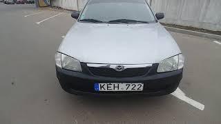 Продается Mazda 323 F, Хетчбек, 2000 год 1.5 газ/бензин, евробляха - нерастаможенное авто