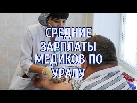 🔴 Средняя зарплата врача в Екатеринбурге — 75 тысяч рублей