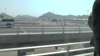 Makkah - Back to Makkah, Bye Bye Mina