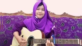 Gambar cover Cinta Terbaik Bikin merinding Cover Marya isma