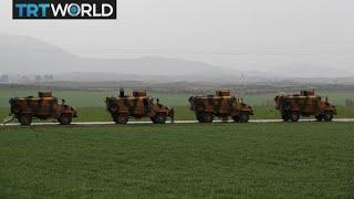 The War in Syria: Turkey, Russia begin patrols in Tel Rifaat
