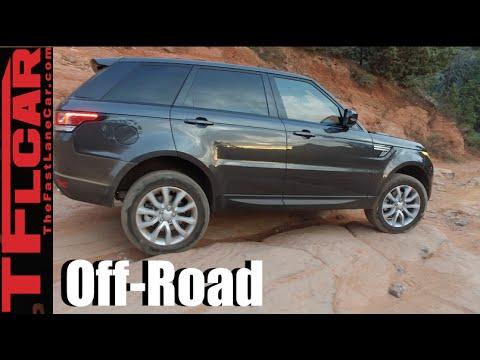2016 Range Rover Sport Diesel Td6 Off-Road Review: More Money, Torque & MPG
