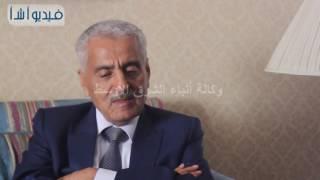بالفيديو: وزيرالداخلية اليمنى يوجه رسالة شكر لرئيس الجمهورية والشعب المصرى