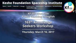 Video 163rd Knowledge Seekers Workshop March 16th, 2017 download MP3, 3GP, MP4, WEBM, AVI, FLV Desember 2017