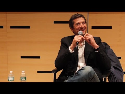 Film Society Talks  Guillaume Canet