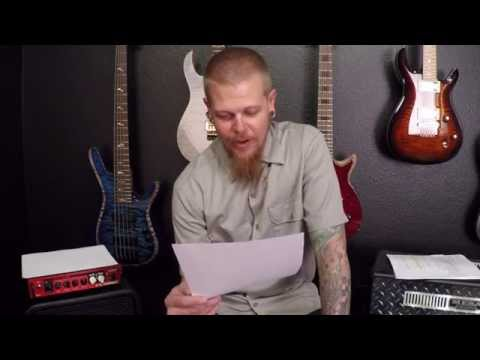 Question & Answers with Jeff Kiesel at Kiesel Carvin Guitars (Part 1)