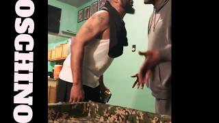 TWO MEN GO AT IT OVER FOOD STAMPS AND WHOS CAR IS CLEANER!!