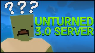 How to Make an Unturned 3.0 Server w/ Plugins Tutorial! (Unturned 3.13 Server Setup & Commands)