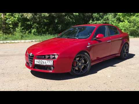 Alfa Romeo 159 TI 2.4 Q4 FINAL