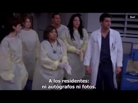 Meredith y Derek Part 11, Temp 6 (1/3) /...