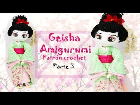LCD11: Kimono Baby 👘 Kyoko 恭子 . English version PDF crochet ...   360x480