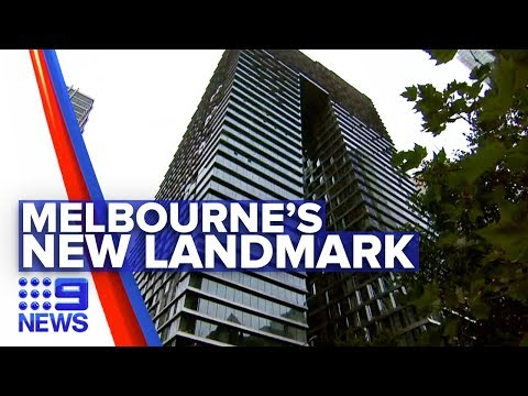 First Look Inside Melbourne's Collins Arch | Nine News Australia