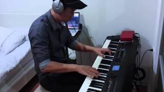 รักเท่าไหร่ก็ไม่เอา-เต้น นรารักษ์ (piano cover)
