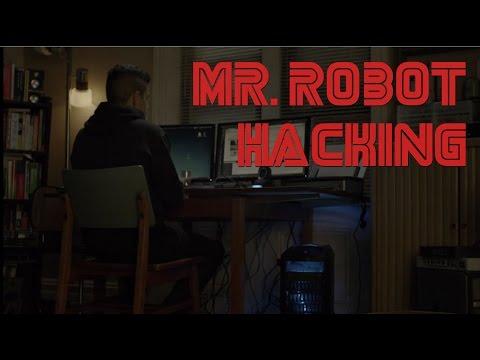 Mr. Robot | Hacking