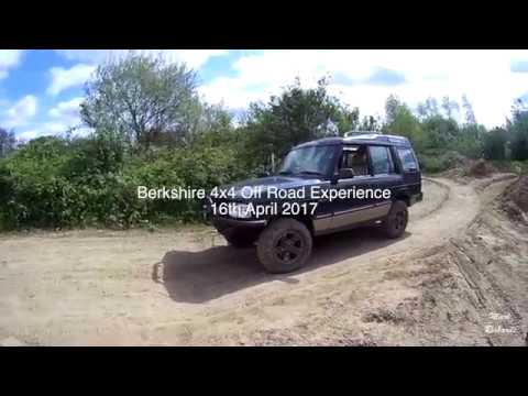 Berkshire 4x4 Off Road Land Rover Experience