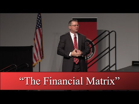 """The Financial Matrix"" by Orrin Woodward"