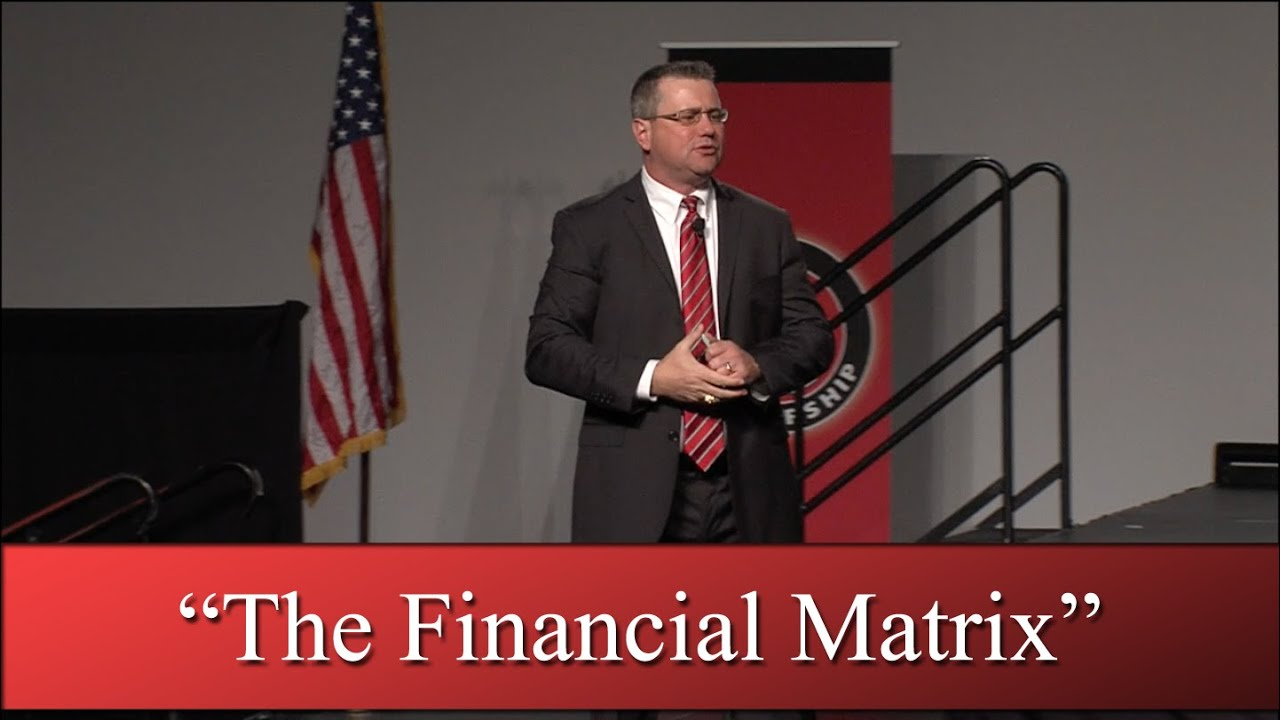 """The Financial Matrix"" by Orrin Woodward"