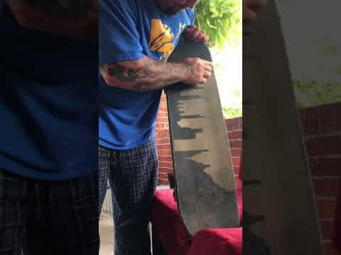 Diamond grip tape cleaner