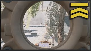 Inserted Sniper in the City - Squad Gameplay Alpha 9.6 US Sniper Full Match