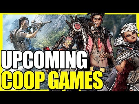 10 Upcoming Games To Play With Friends (Best Coop Games 2019)