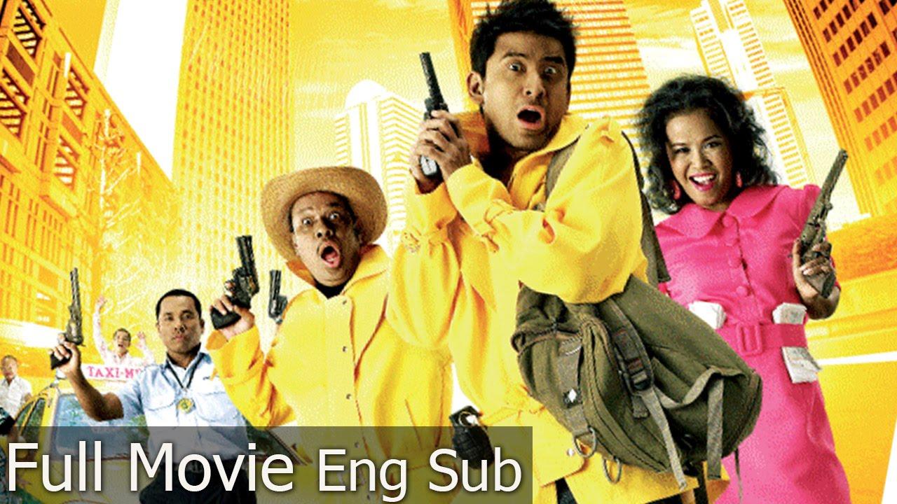 Thai Comedy Movie : Black Family [English Subtitle] Full Movie