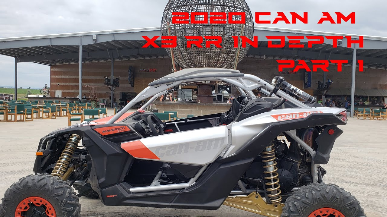 2020 Can-Am Maverick X3 Overview from Evolution Powersports - UTV Guide