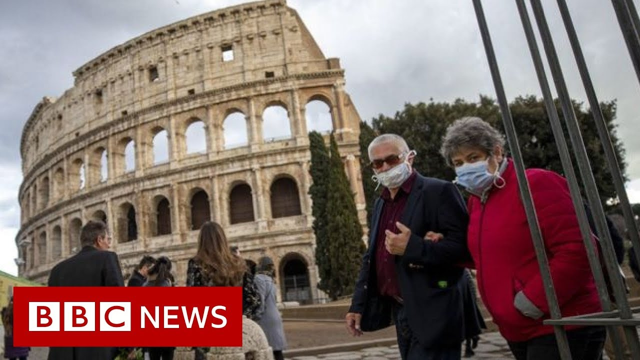Coronavirus: Italy to close all schools as deaths rise - BBC News