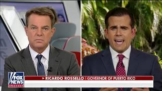 Fox News Ricardo Rosselló tras escándalo de #Telegramgate #Rickyrenuncia