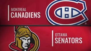 Montreal Canadiens vs Ottawa Senators | Dec.06, 2018 NHL | Game Highlights | Обзор матча