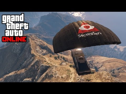GTA 5 Online: IMPORT/EXPORT SPECIAL VEHICLE MISSION | Arms Embargo