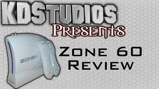 Zone 60 - Wireless Plug n Play Console - Unboxing and Review (A Wii Ripoff Clone?)