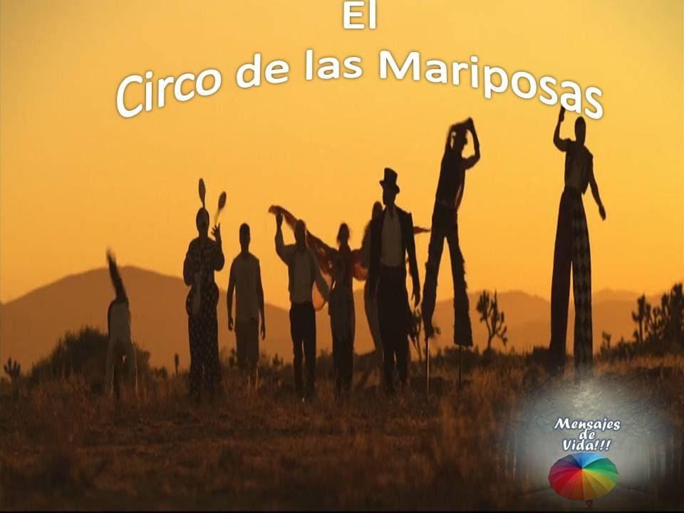 El Circo De Las Mariposas Un Mensaje De Vida Hd Latino