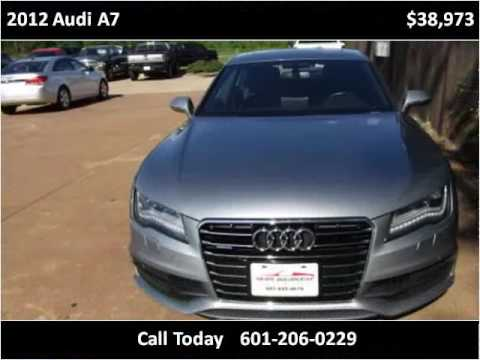 Audi A Used Cars Jackson Ms YouTube - Audi jackson ms