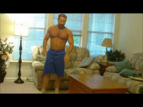 awesome home workout for legs abs and chest  youtube