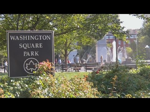 Washington Square Park - Great Places To Visit in New York City