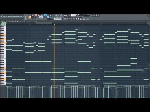 Pirates of the Carribean - He's a pirate (FL Studio Piano Remake)