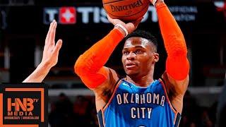 Oklahoma City Thunder vs Chicago Bulls Full Game Highlights | 12.07.2018, NBA Season