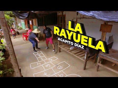 Agapito Díaz y su Rayuela