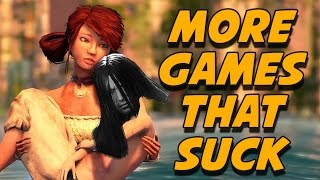 WORST GAMES of 2015 Gameplay! Part 2!