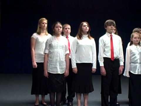 Part 2: Bethany Community Middle School Christmas Chorus 2010