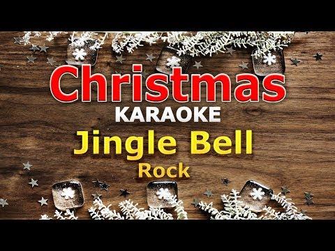 Christmas Songs - Jingle Bell Rock KARAOKE with Lyrics